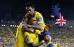 Reino Unido se rinde ante la UD Las Palmas