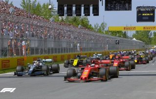 GP Canadá F1 2020