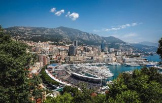 GP Mónaco F1 2020