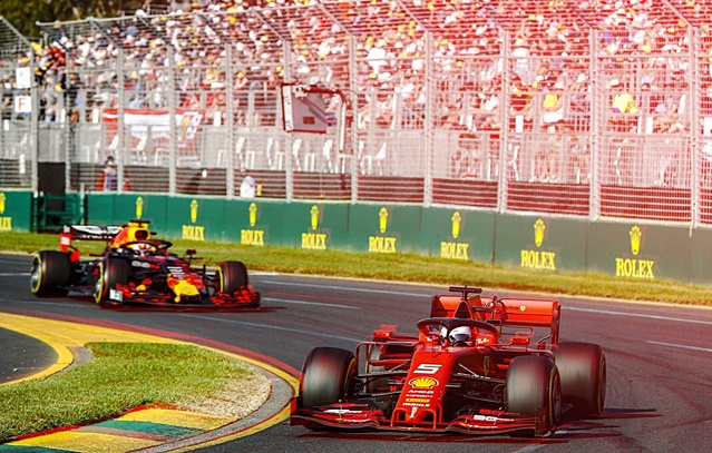 GP Australia F1 2020