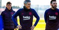Quique Setién FC Barcelona