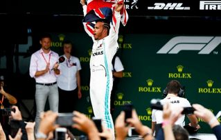 GP Gran Bretaña F1 2020
