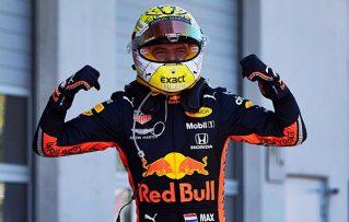 GP Austria F1 2020