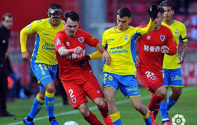 La UD Las Palmas se deja la victoria en el 90′ (1-1)