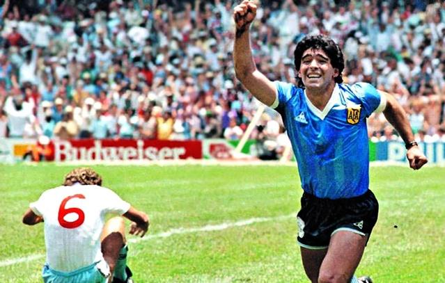 Cuando Maradona hablaba de la UD Las Palmas